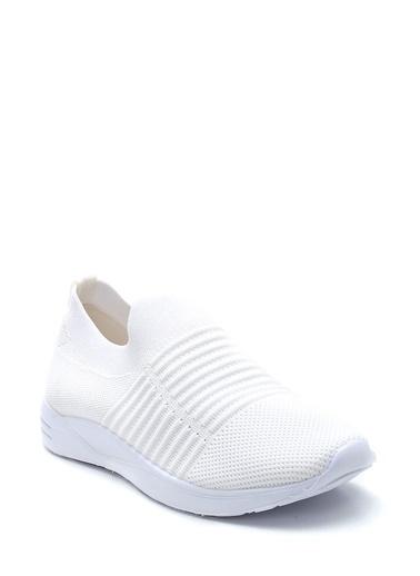 Derimod Kadın Ayakkabı (S19-Wonder-001) Spor Beyaz